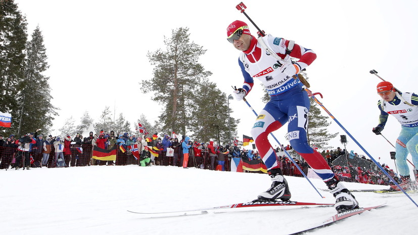 Бьорндален о Китае: не все европейские сборные могут похвастать такой профессиональной подготовкой биатлонистов