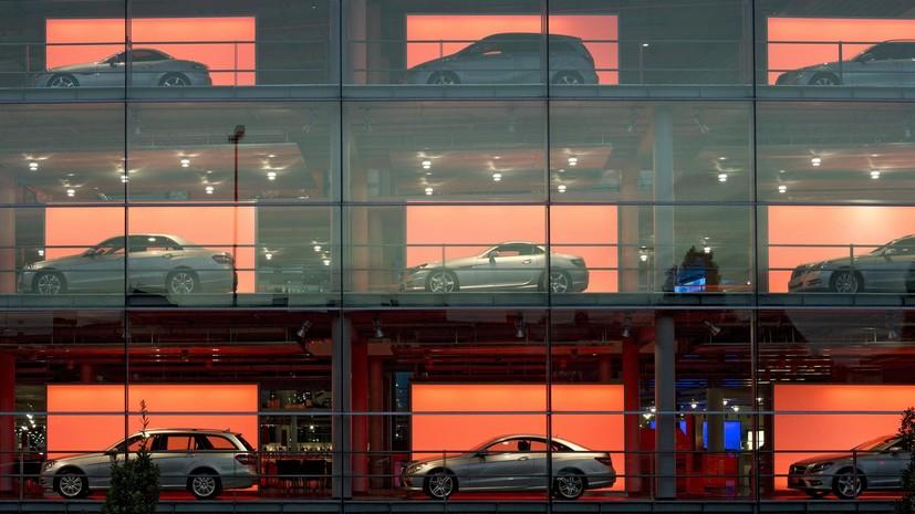 Эксперты рассказали о самых популярных автомобилях европейских брендов в России