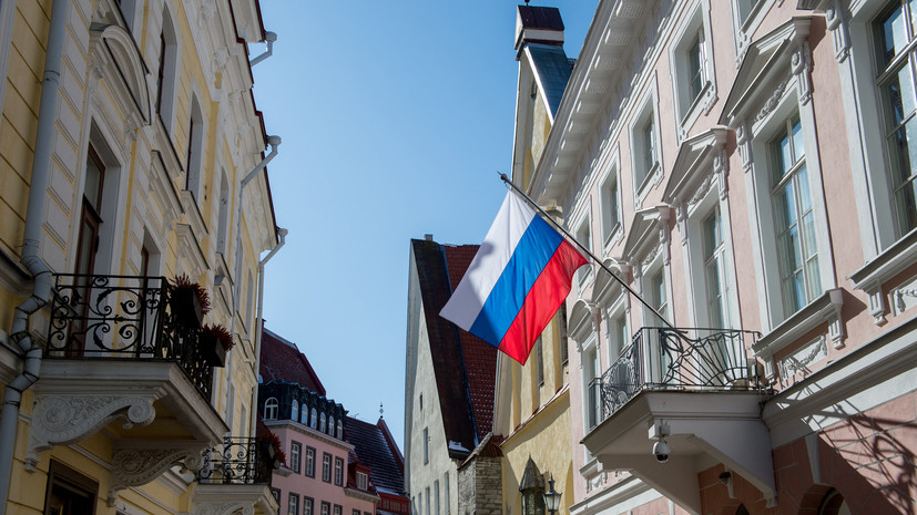 Посольство России ответило на призыв Эстонии к санкциям