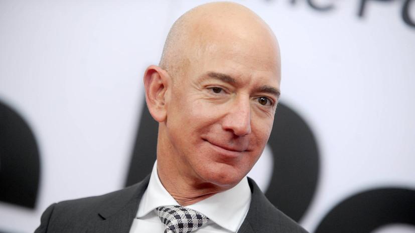 Bloomberg: Безос обошел Маска в рейтинге самых богатых людей мира