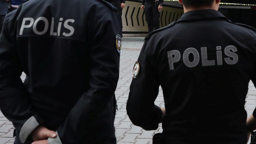 В Турции сообщили о задержании пяти граждан России