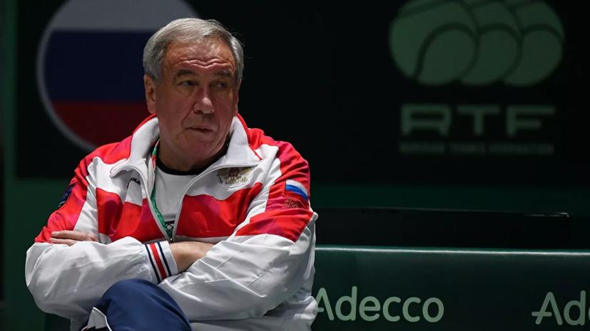 Тарпищев считает Надаля более удобным соперником Медведева в полуфинале АО