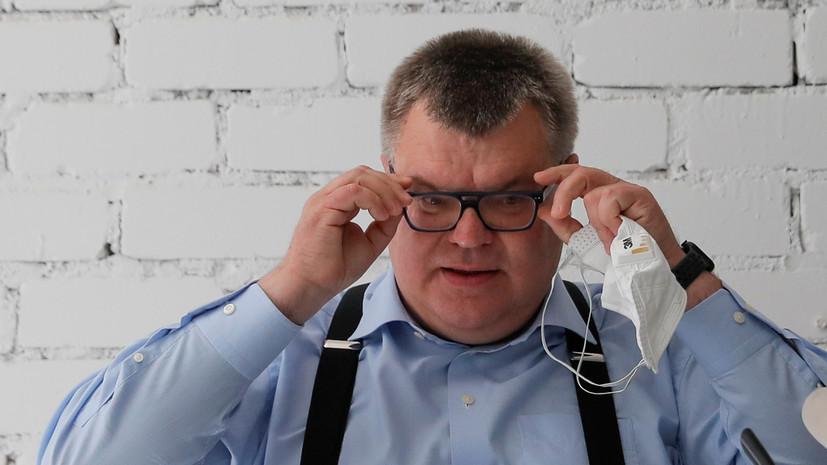 Суд в Белоруссии отказался перевести Бабарико под домашний арест