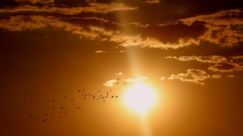 В Самарской области установлен новый температурный рекорд