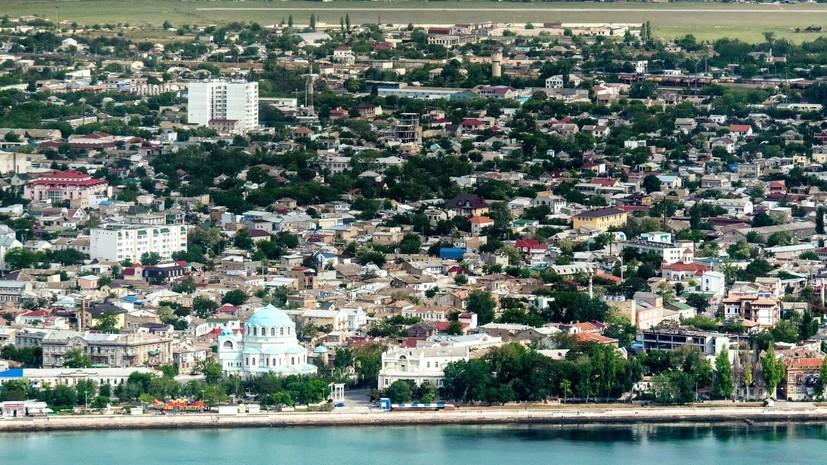 Украина намерена достроить дамбу для блокирования подачи воды в Крым