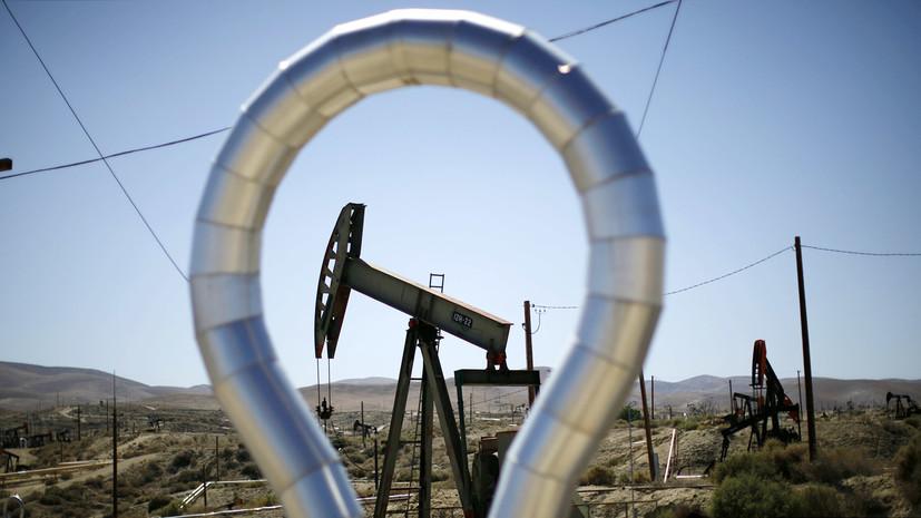 Леденящий эффект: цена нефти Brent превысила $65 за баррель впервые с января 2020 года