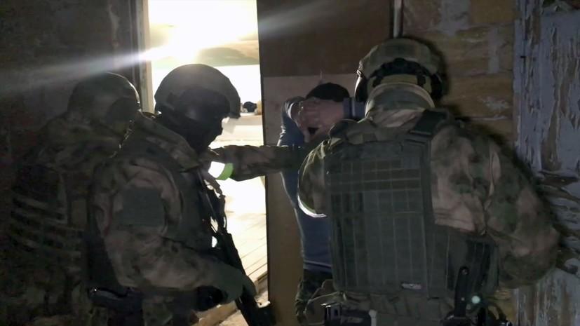 «Распространяли воинствующую идеологию»: ФСБ задержала членов террористической организации в десяти регионах России