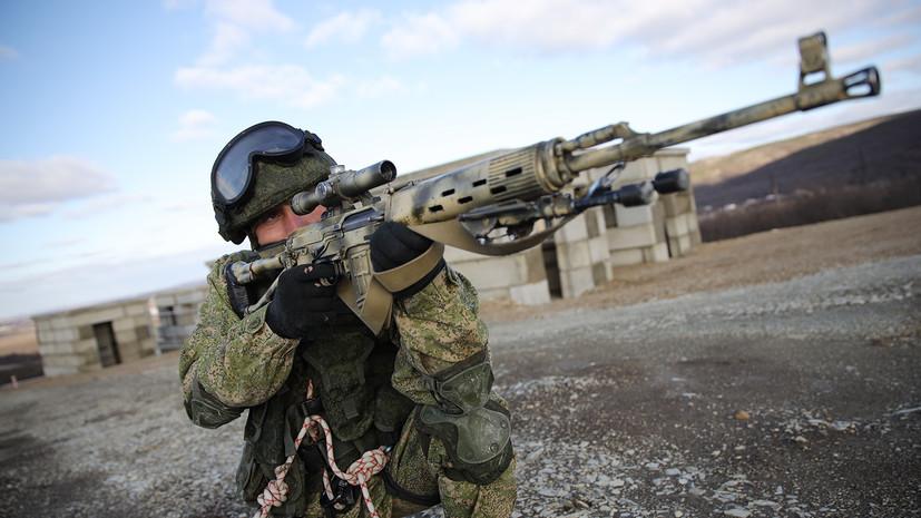 «На десятилетия вперёд»: какие снайперские винтовки могут заменить легендарную СВД