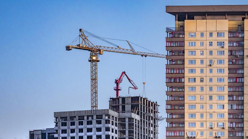 Набиуллина рассказала о способах повышения доступности ипотеки в России