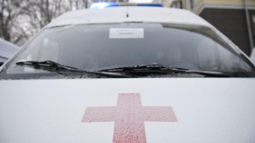 В Воронежской области при взрыве газового баллона пострадали семь человек
