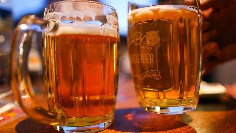 Кабмин утвердил сроки проведения эксперимента по маркировке пива