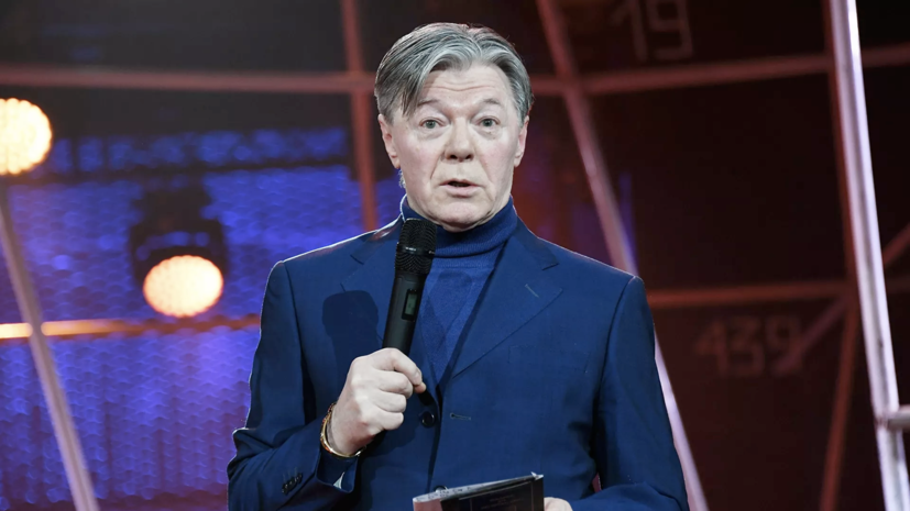 Жена Александра Збруева рассказала о состоянии актёра