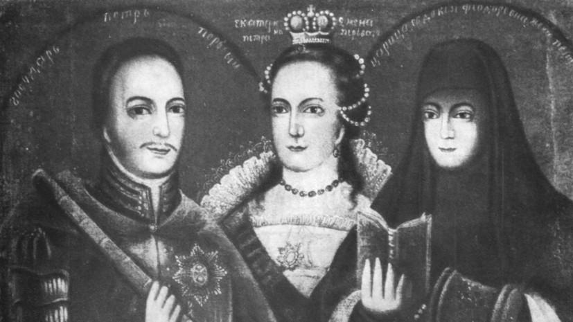 Монарх или монарх? Определите правителя России по событию с тестом RT