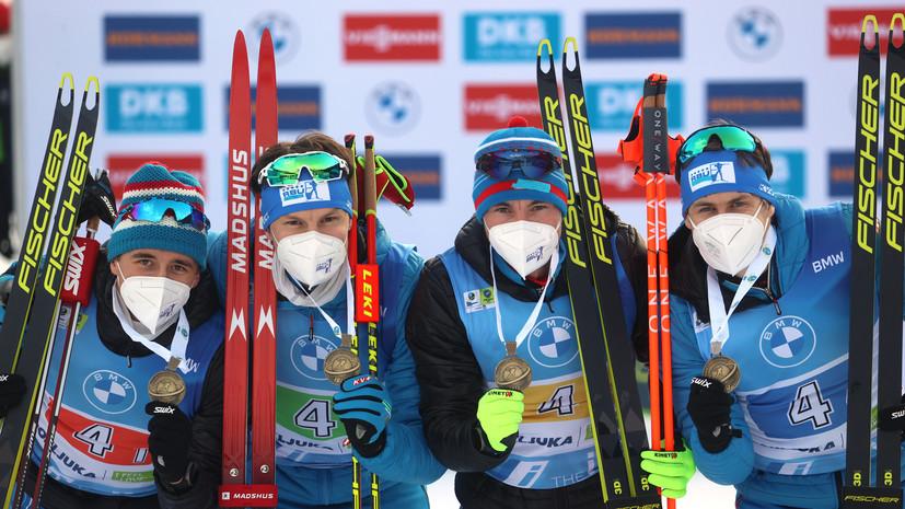 Своевременная бронза: чему должна научиться сборная России на ЧМ по биатлону за год до Олимпиады