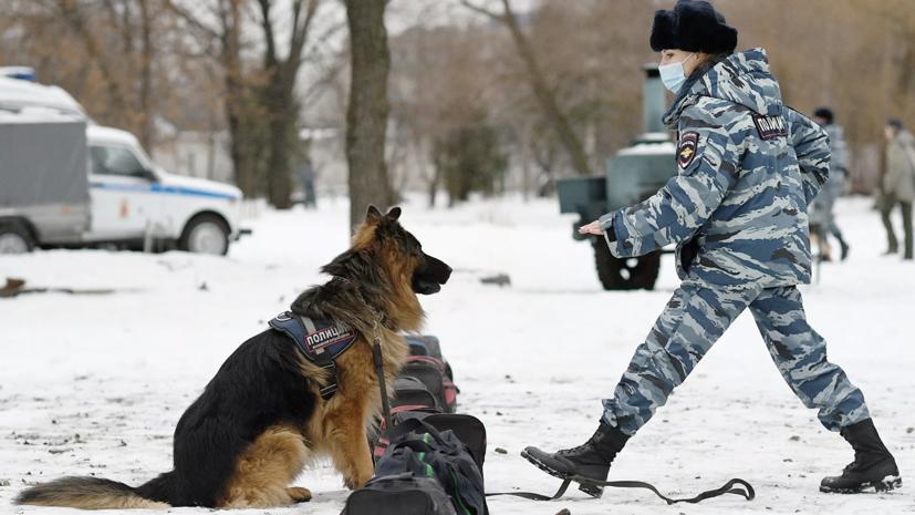 В Барнауле проверяют сообщения о минировании ряда школ