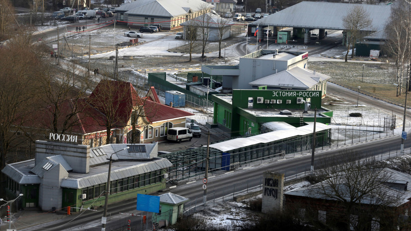 Принципиальный вопрос: готов ли Таллин ратифицировать договор о границе с Россией