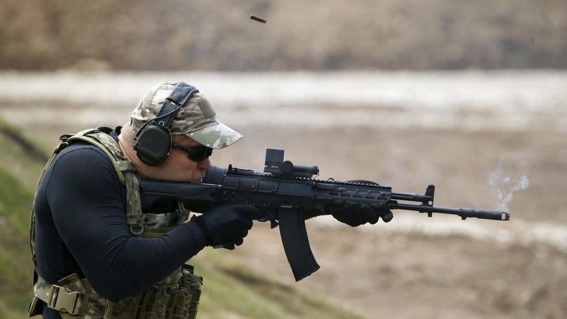 «Надёжная, удобная и недорогая техника»: когда МВД и Росгвардия могут принять на вооружение новый автомат АК-12