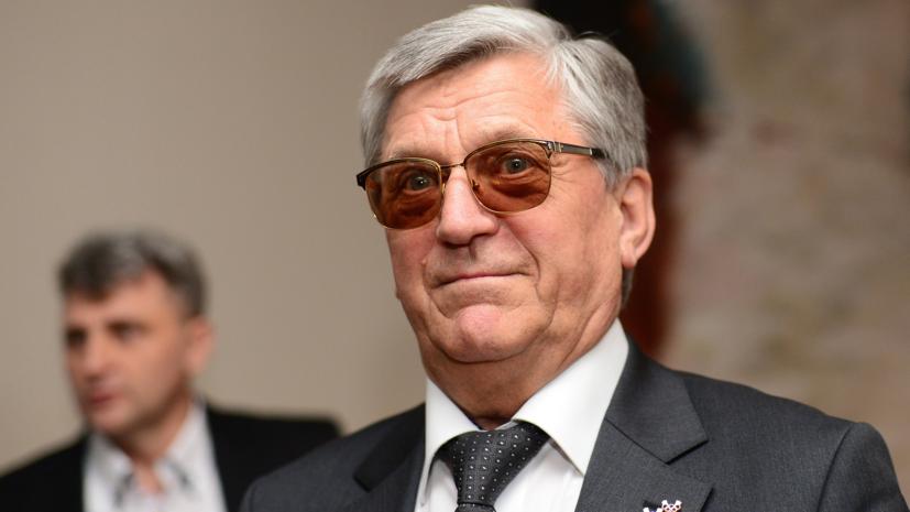 Тихонов считает, что руководство СБР и тренерский штаб должны уйти после провала на ЧМ
