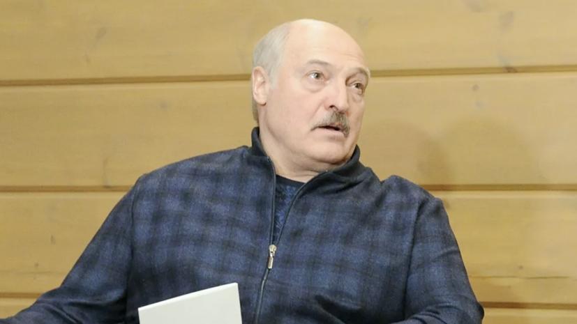 Лукашенко выразил надежду на скорое возобновление автосообщения с Россией