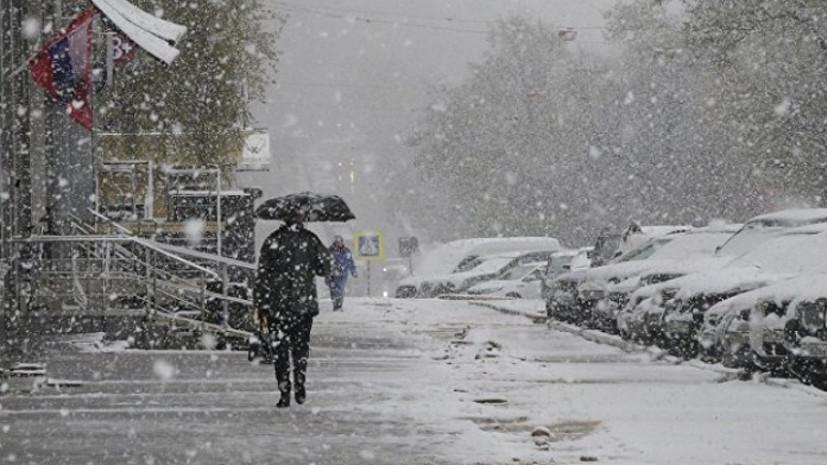 Метеоролог прокомментировал зиму на европейской территории России