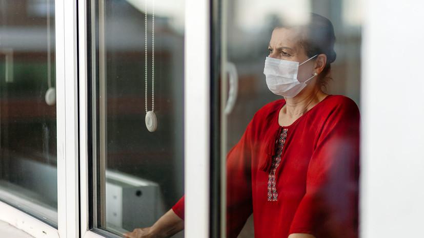 В Оренбуржье продлили режим самоизоляции для жителей старше 65 лет