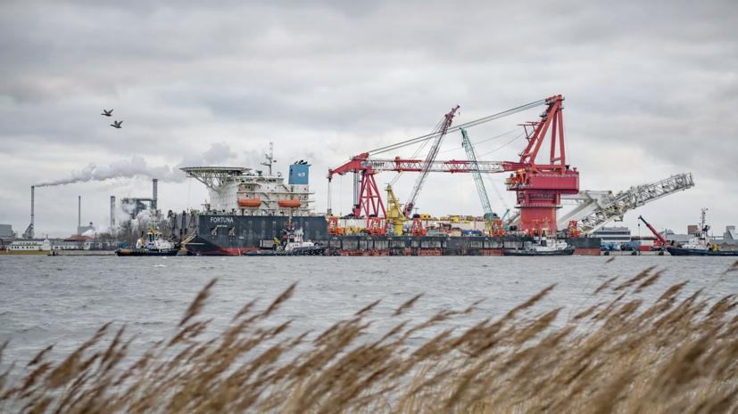 США внесли судно «Фортуна» в ещё один список санкций