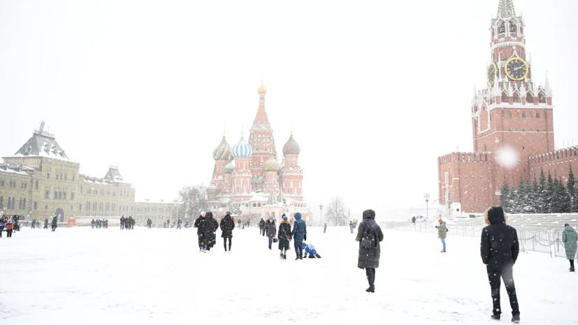 Синоптик рассказал об атмосферном давлении в Москве