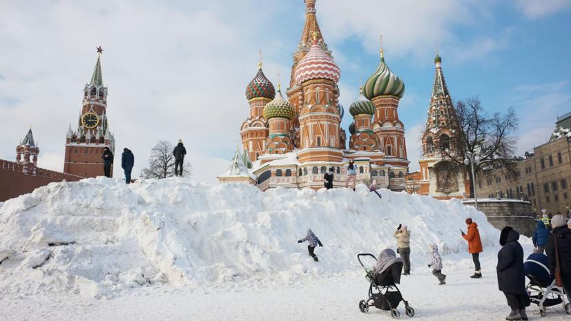 Метеоролог оценила зиму в Москве