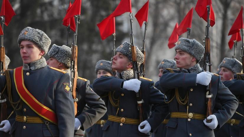 День защитника Отечества: тест RT об истории праздника 23 Февраля
