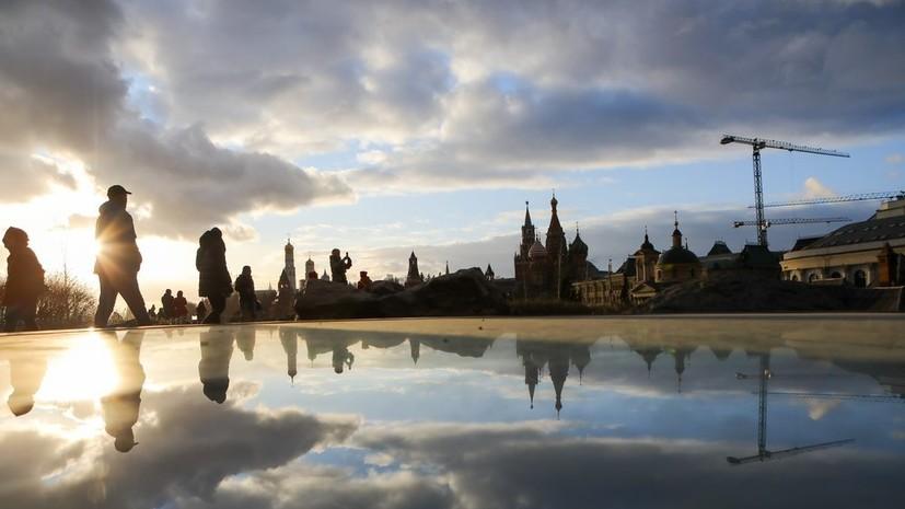 «За два дня температура повысится на 25—30 градусов»: в Москве после самой холодной ночи зимы ожидается потепление