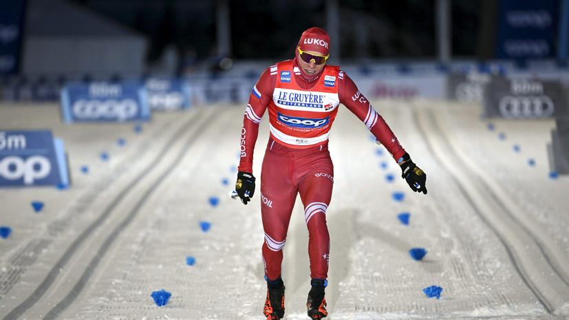 Легков считает, что простуда не отразится на форме Большунова