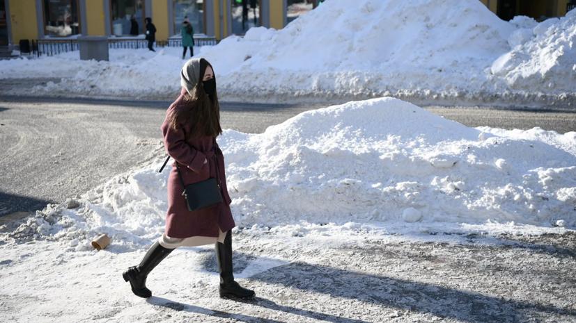 Вильфанд рассказал о погоде в Москве и Центральной России в конце февраля