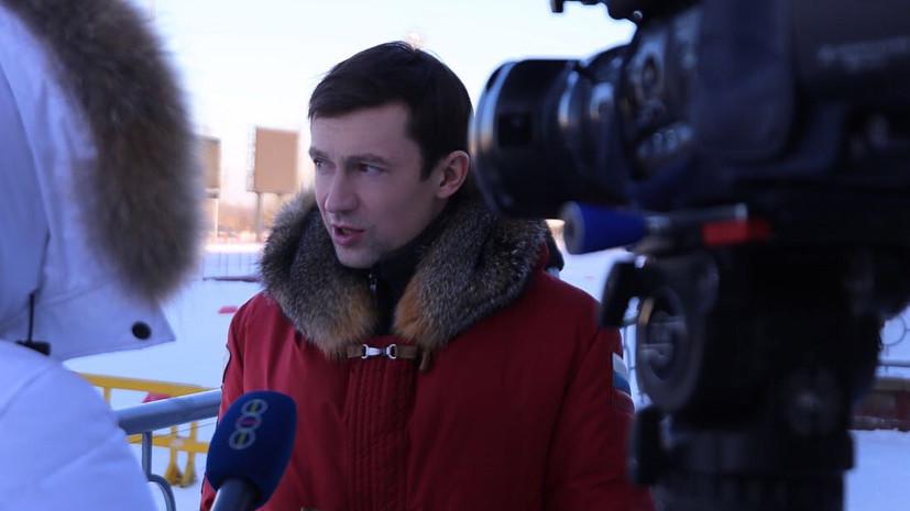 Чудов признался, что не бежал эстафету на ОИ-2006 в Турине не по спортивному принципу