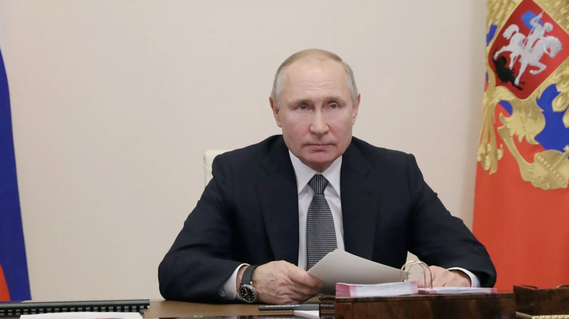 Путин подписал закон о штрафах за неповиновение силовикам на митингах
