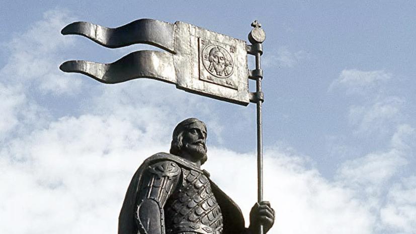Актриса Яковлева оценила идею установки памятника Невскому на Лубянке