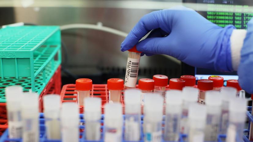 В Москве за сутки выявили более 1400 случаев коронавируса