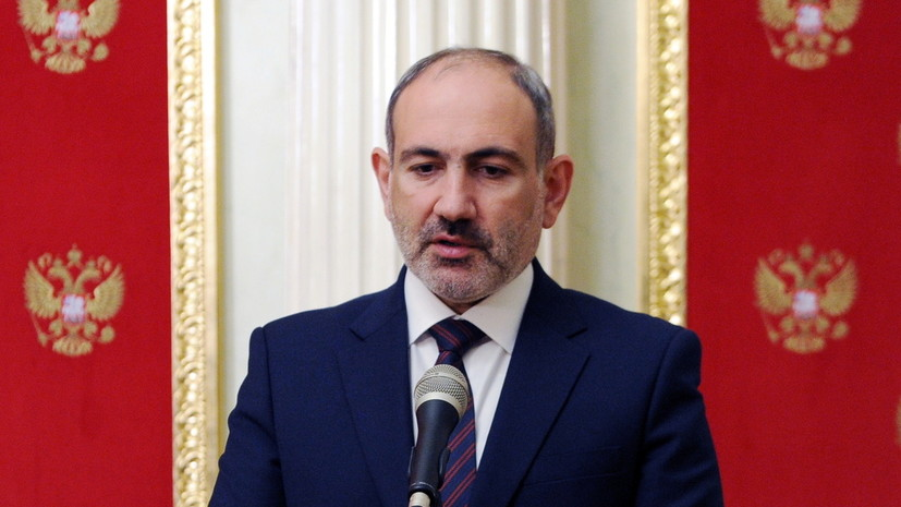 В Армении оппозиция собирает митинг противников Пашиняна