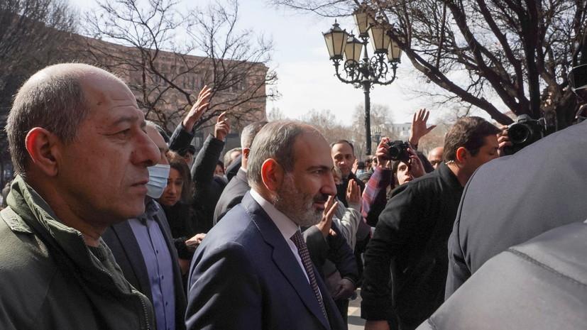 Генштаб ВС Армении выпустил новое заявление по ситуации в стране