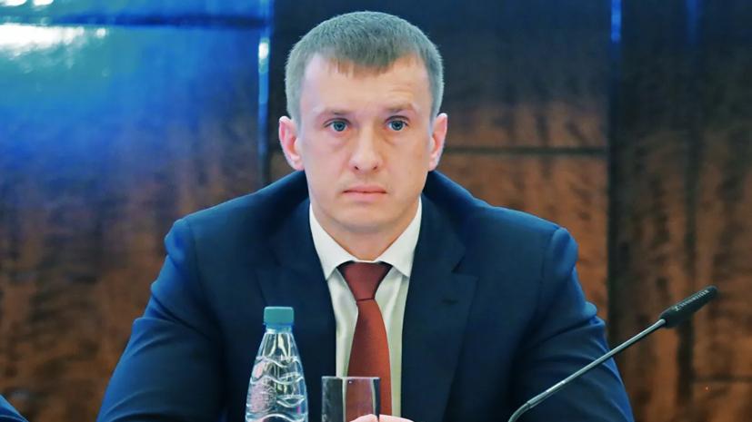 Прядкин поздравил Алаева с избранием на пост президента ФНЛ