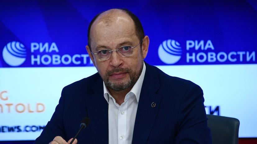 «Нет сомнений, что клуб доиграет до конца»: Прядкин о проблемах «Тамбова», возобновлении РПЛ и увеличении посещаемости
