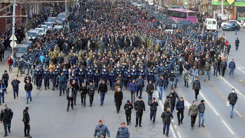 Госдеп прокомментировал ситуацию с Арменией