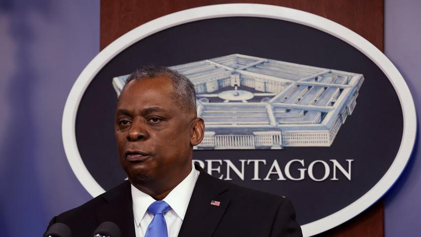 США нанесли удар в Сирии на основе разведданных иракской стороны