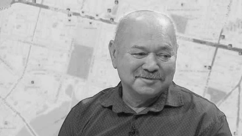 Умер актёр Вячеслав Голоднов