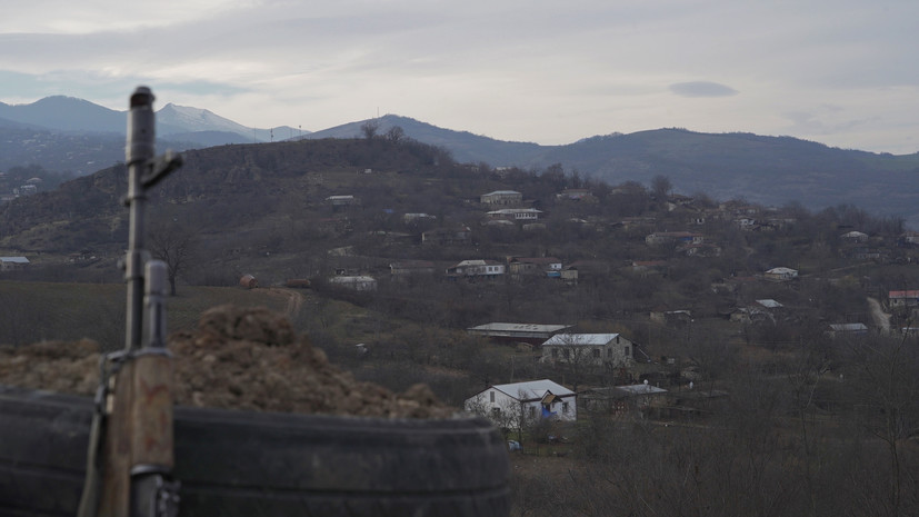 Алиев надеется на соблюдение Арменией трёхстороннего заявления по Карабаху
