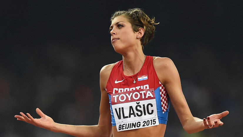 Влашич назвала имя прыгуньи в высоту, способной побить мировой рекорд Костадиновой
