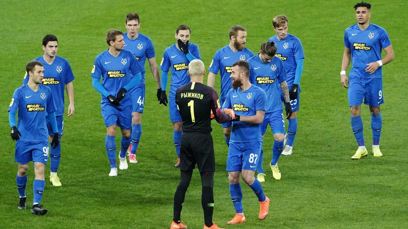 Футболисты «Тамбова» зарабатывают не более 50 тысяч рублей в месяц