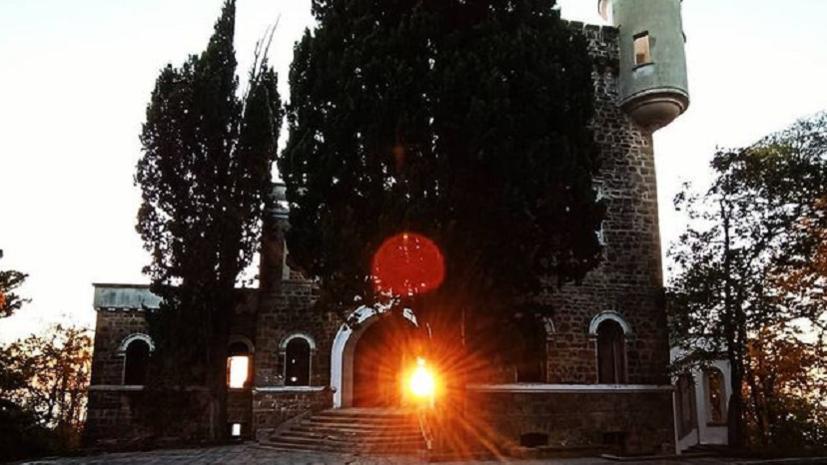 Дача полковника Квитко: как в Сочи собираются восстанавливать особняк начала XX века