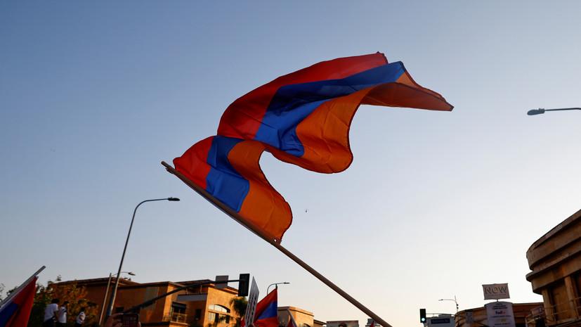 В пресс-службе Пашиняна опровергли данные об отставке главы МО Армении
