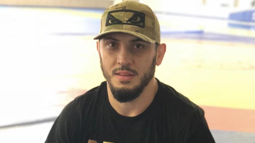 Хирамагомедов победил Кичигина в поединке на ACA 118