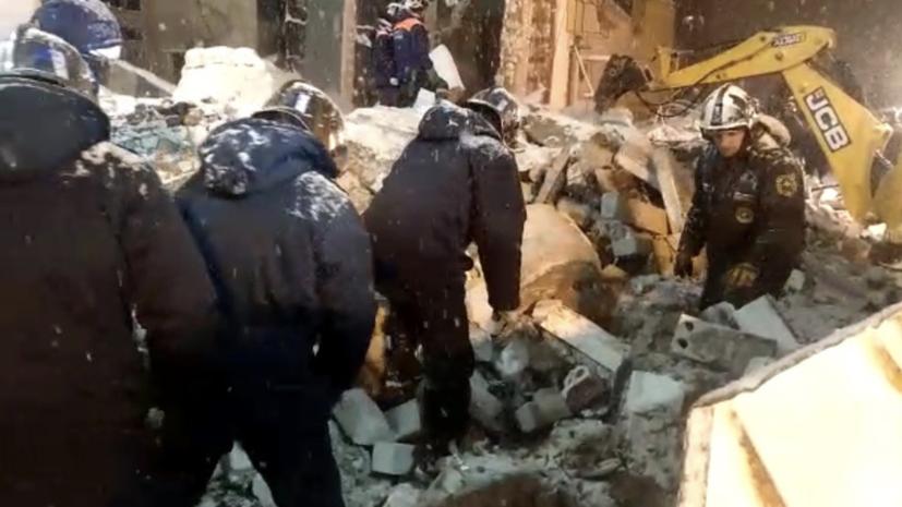Никитин назвал предварительную причину взрыва в Нижнем Новгороде